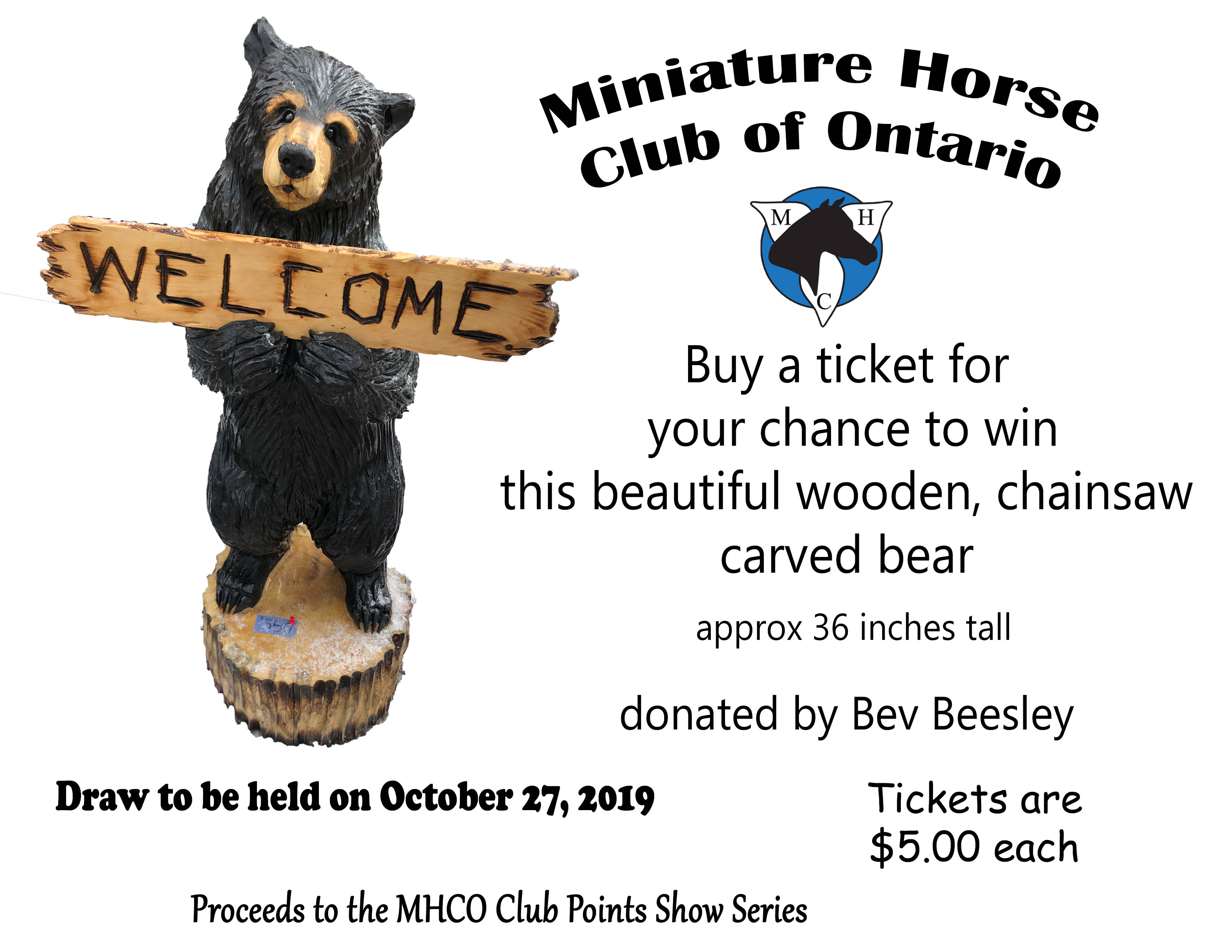 Miniature Horse Club of Ontario | Providing Information and